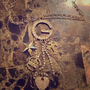 COPY - Guess Gold Collar Necklace